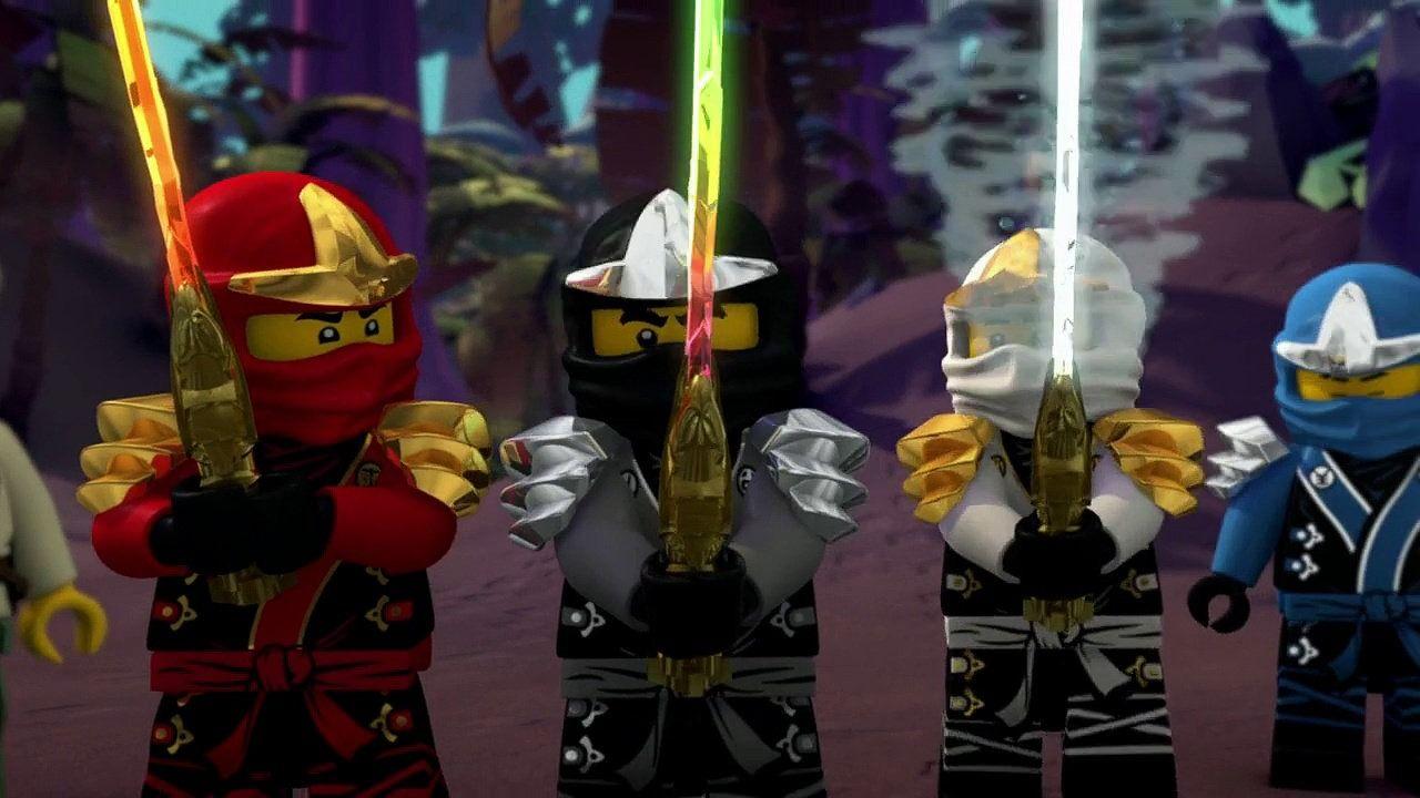 LEGO Ninjago Masters of Spinjitzu Season2 EP-12 Return of the