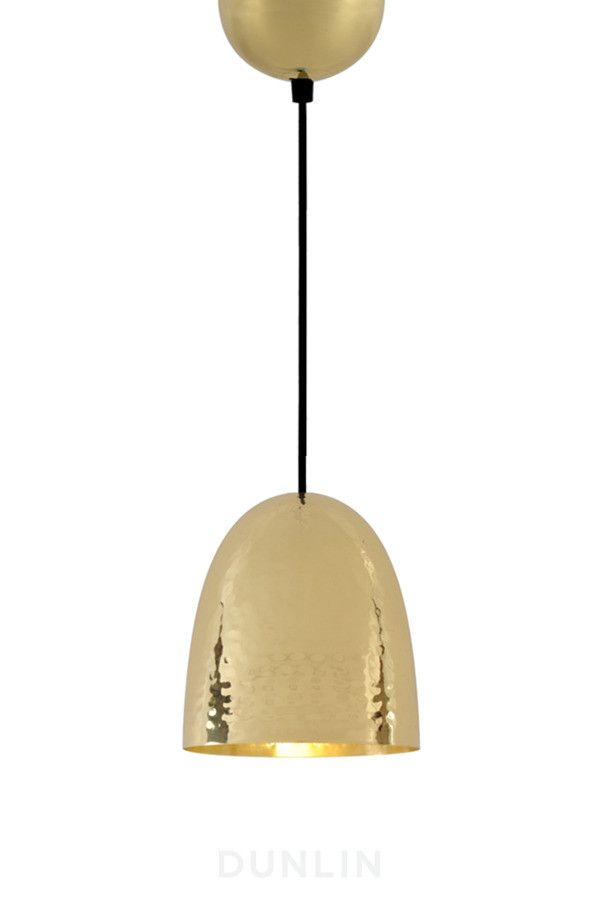 Dunlin Home Australia Stanley Hammered Brass Pendant Brass Pendant Pendant Ceiling Pendant Lights