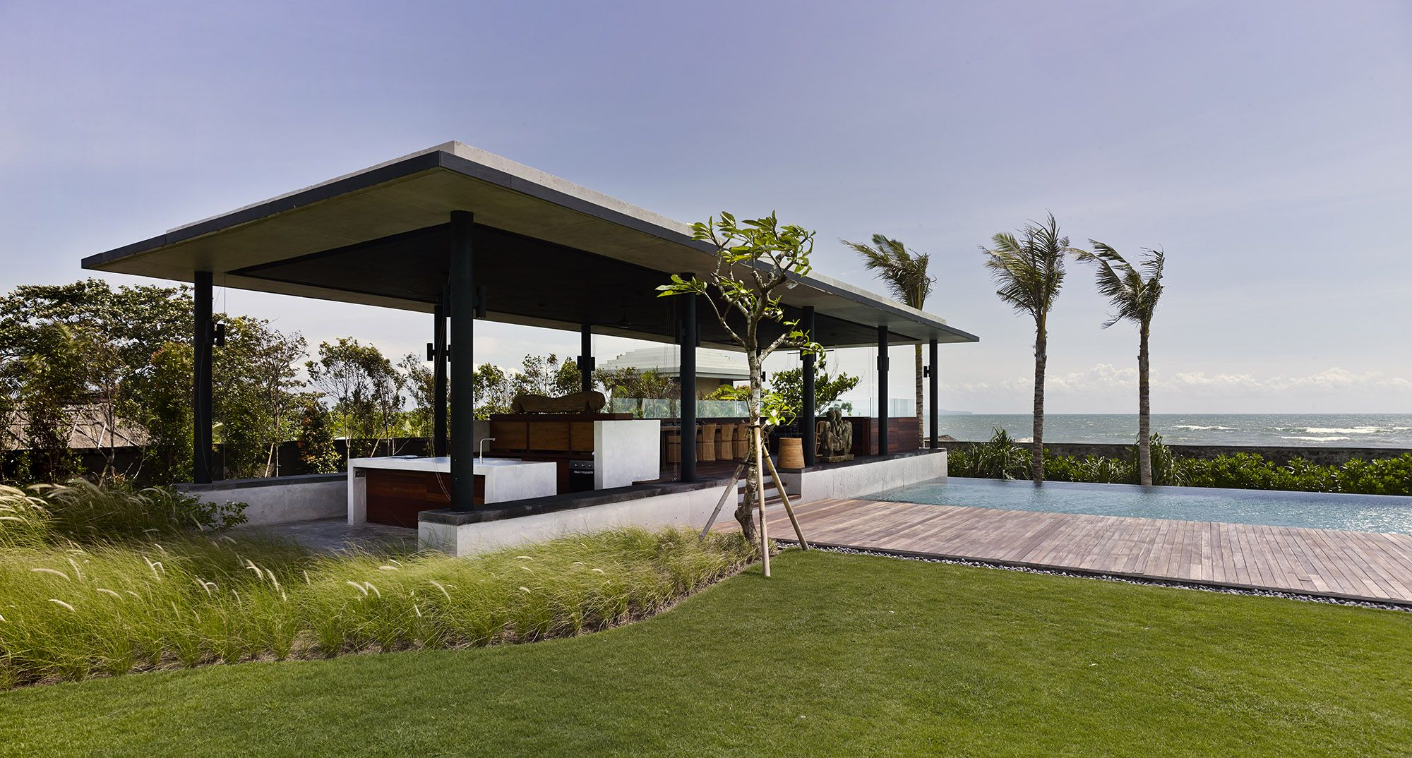 Arnalaya Beach House Pool Bale Beach House Pool Houses Luxury Villa Rentals