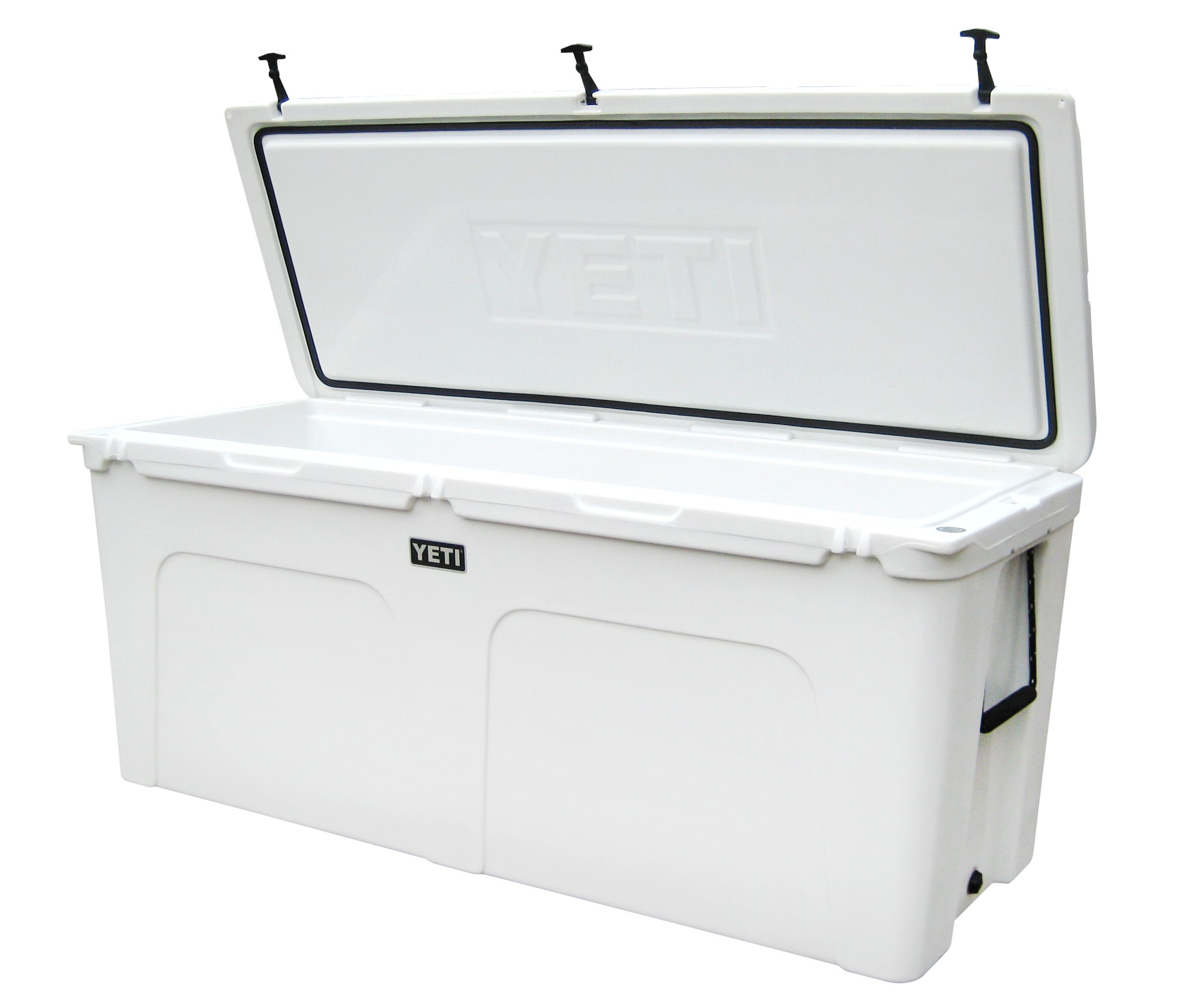 Yeti Tundra 420 White Or Desert Tan An Extreme Example Of How Durable And Insulated A Cooler Can Be 1299 99 Yeti Cooler Cooler Yeti Tundra