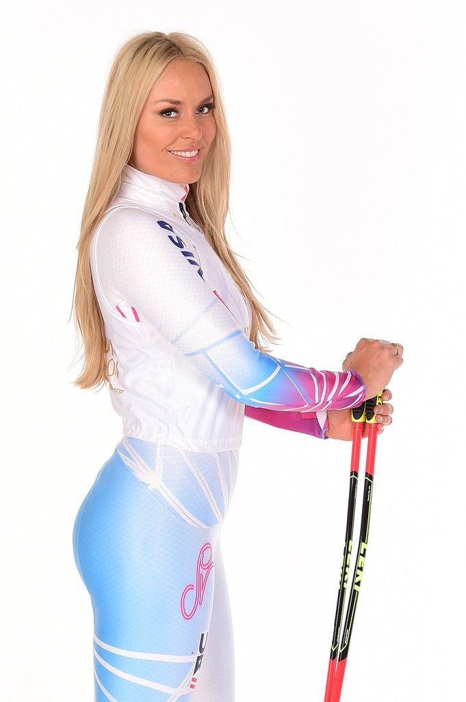Lindsey Vonn • Team USA PyeongChang 2018 Winter Olympics Portrait ... ad7780f2d