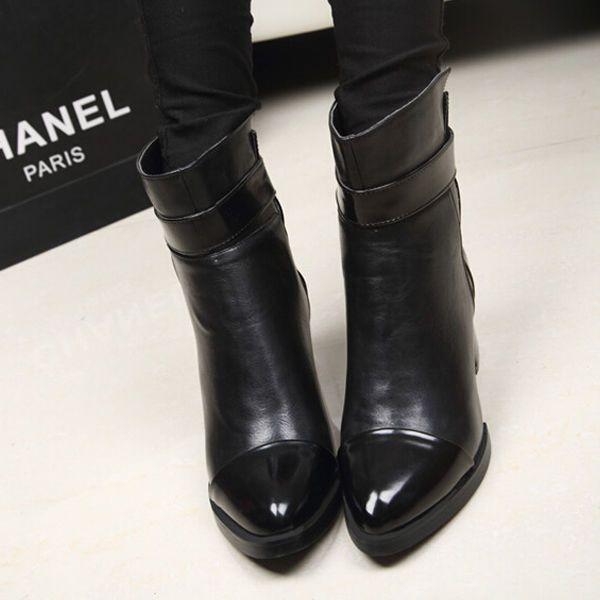 Shoe #Nobrand #FashionMidCalf