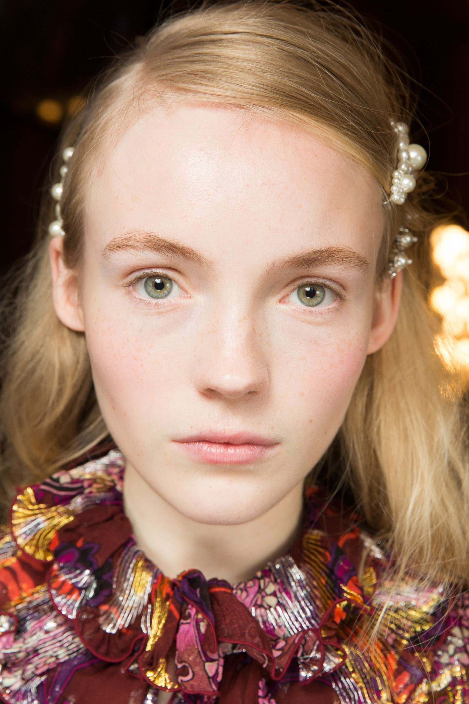 Spring/Summer 21: Backstage With British Vogue Beauty ...