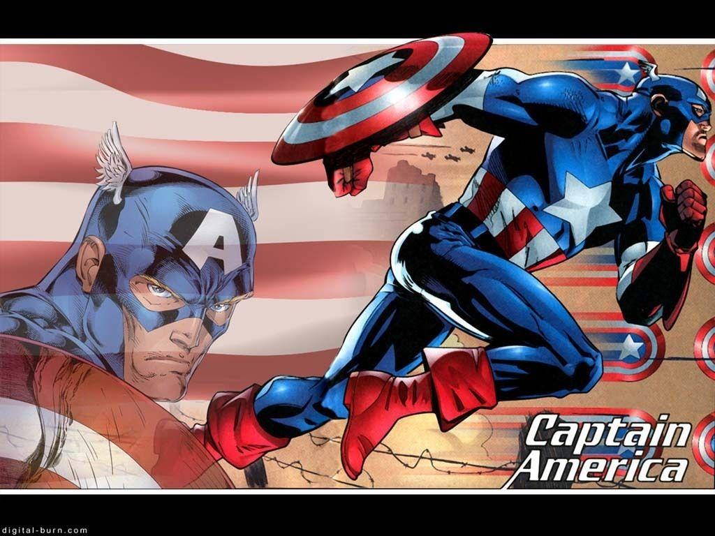 Marvel Wallpaper Captain America