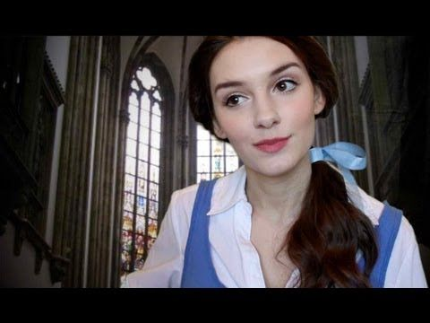 belles town makeup belle look alike transformation