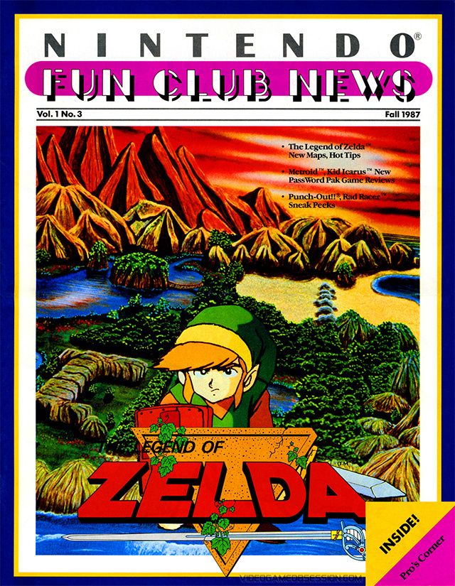 Remembering Nintendo's Other 1980's Magazine, The Nintendo