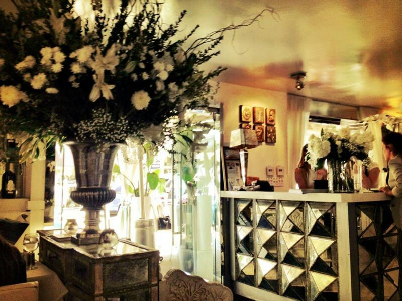 Villa Blanca Restaurant Yolanda foster home, Lisa