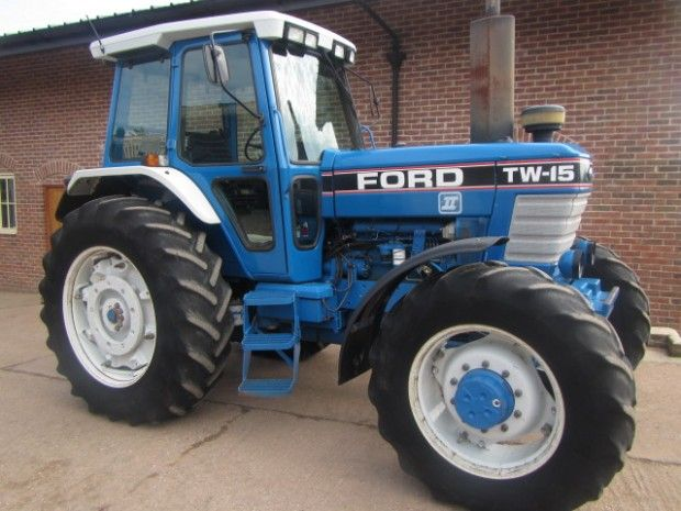 Ford Farm Tractors Parris Tractors Machine Details Tractors Ford Ford Tractors