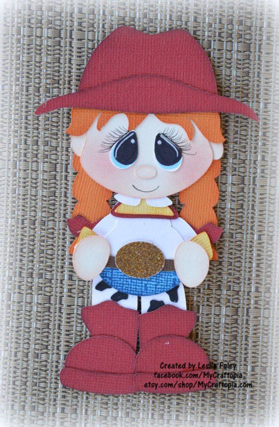Super Hero Balck Widow Paper Doll Paper Piecing Die Cut Scrapbook Embellishment