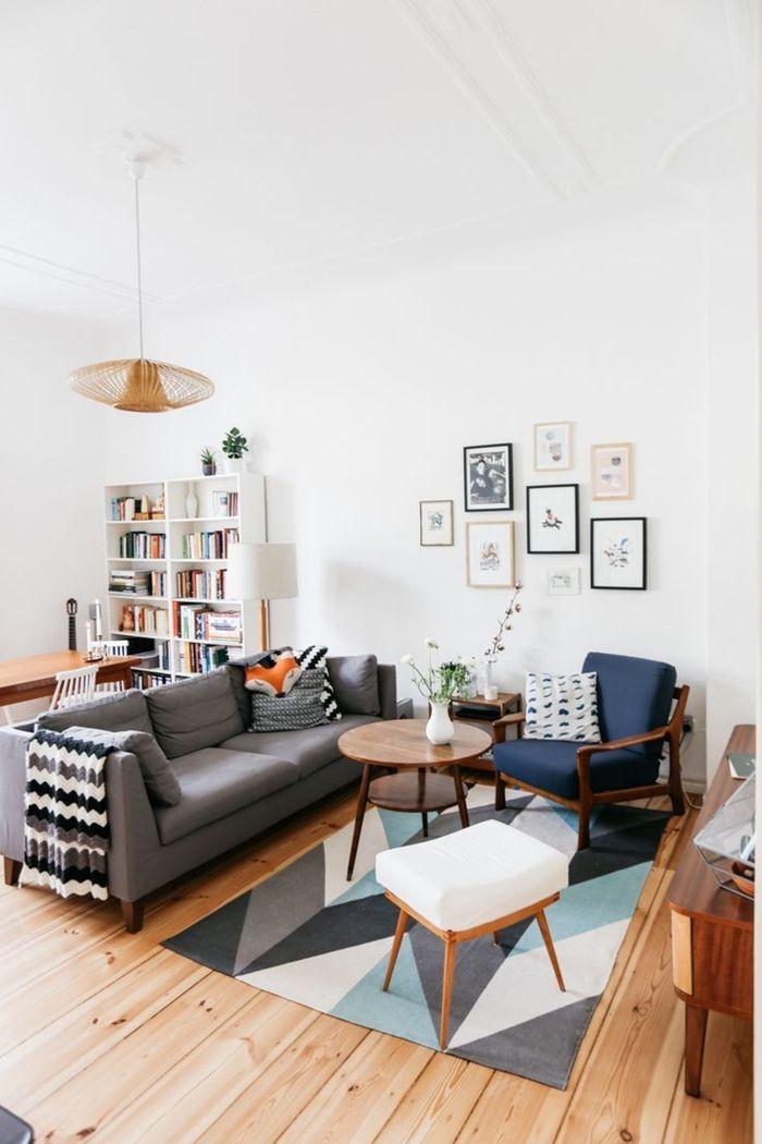 Les Meubles Scandinaves Beaucoup D Idees En Photos Amenagement Petit Salon Deco Maison Deco Salon