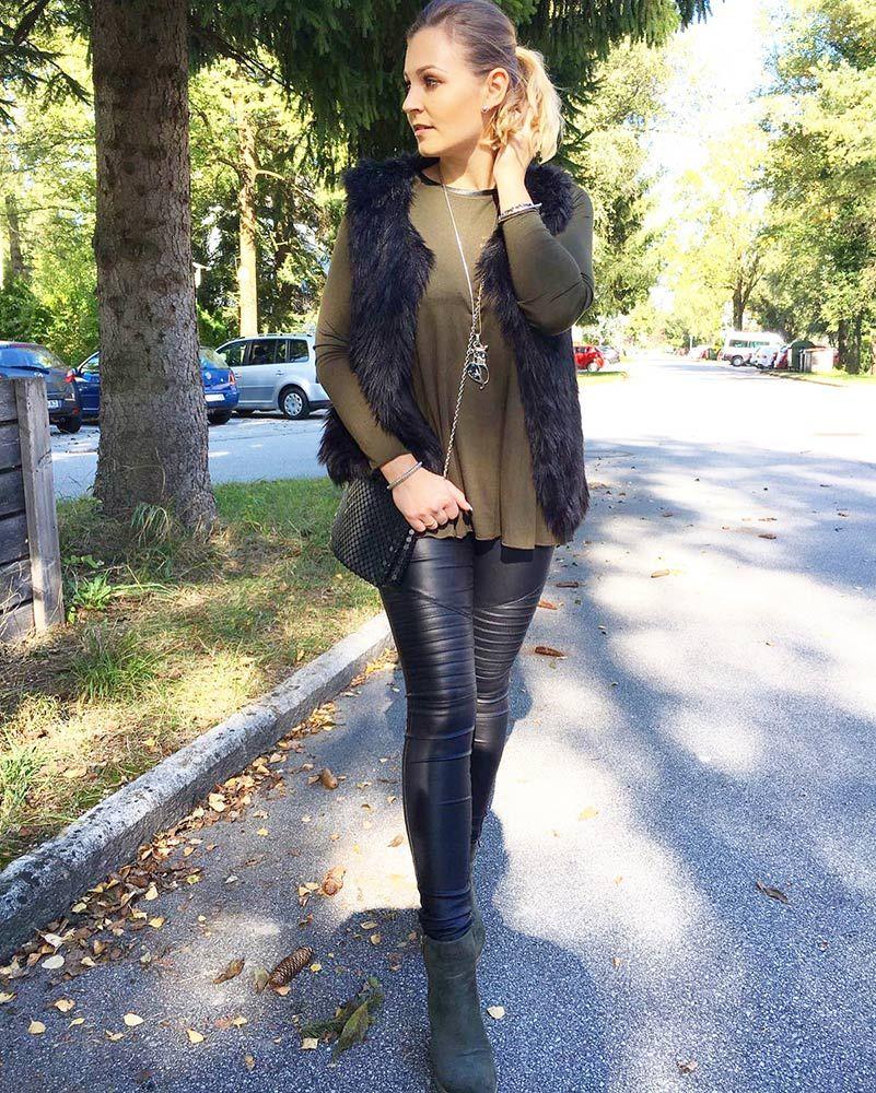 Enjoying this sunny autumn days ✌ Outfit, Look, Fashion, Blogger, Fashionblog, Beauty, Lifestyle,