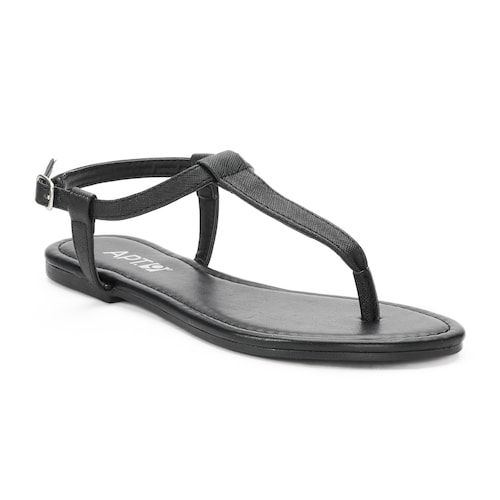 buy cheap very cheap top quality cheap online Women's Apt. 9® Kiki Strap ... Sandals outlet under $60 get to buy for sale classic for sale A3hVDD4