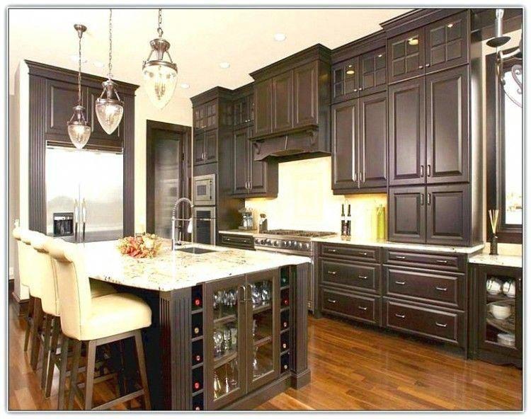 kitchen cabinets #paintingkitchencabinets | Espresso ...