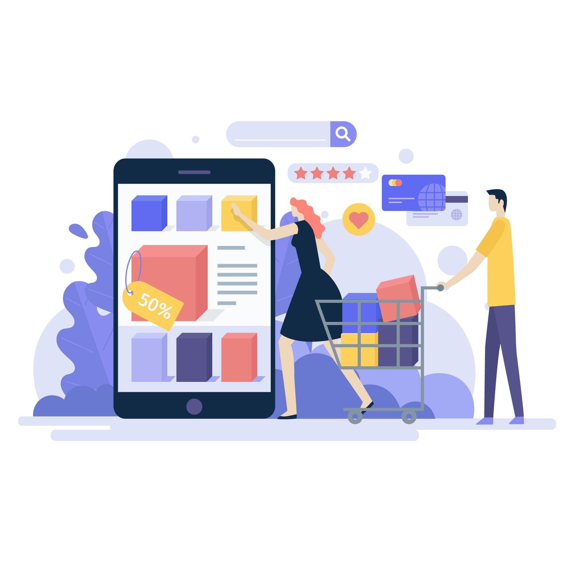 Improvises your transaction through a suitable service