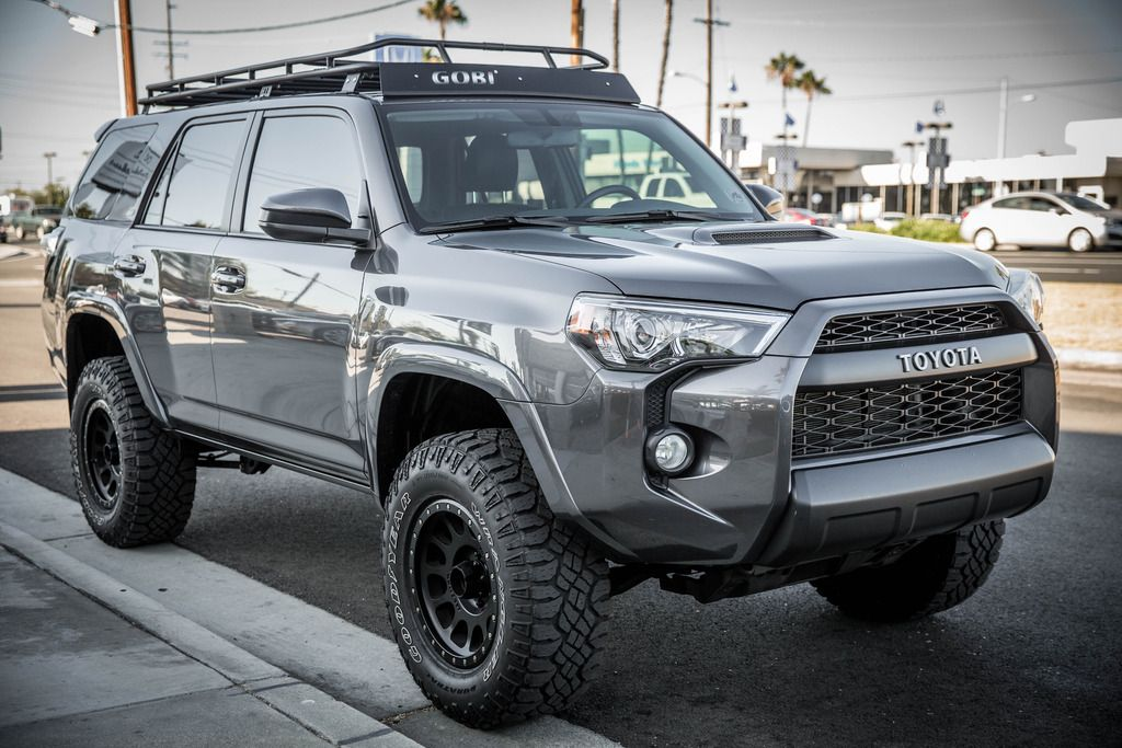 Trd Pro 4in Lift Lifted 4runner Trail 2017 Overland
