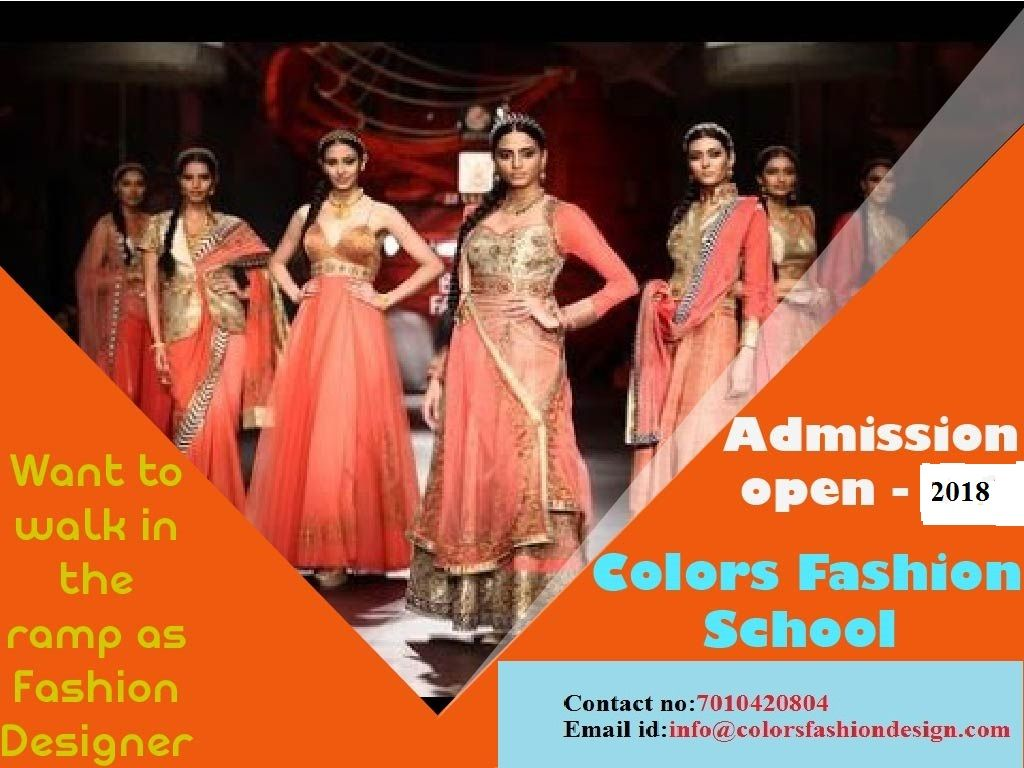 To Become A Fashion Designer You Should Be An Artistic And Creative Personality Drawing Fashion Designing Course Technology Fashion Become A Fashion Designer