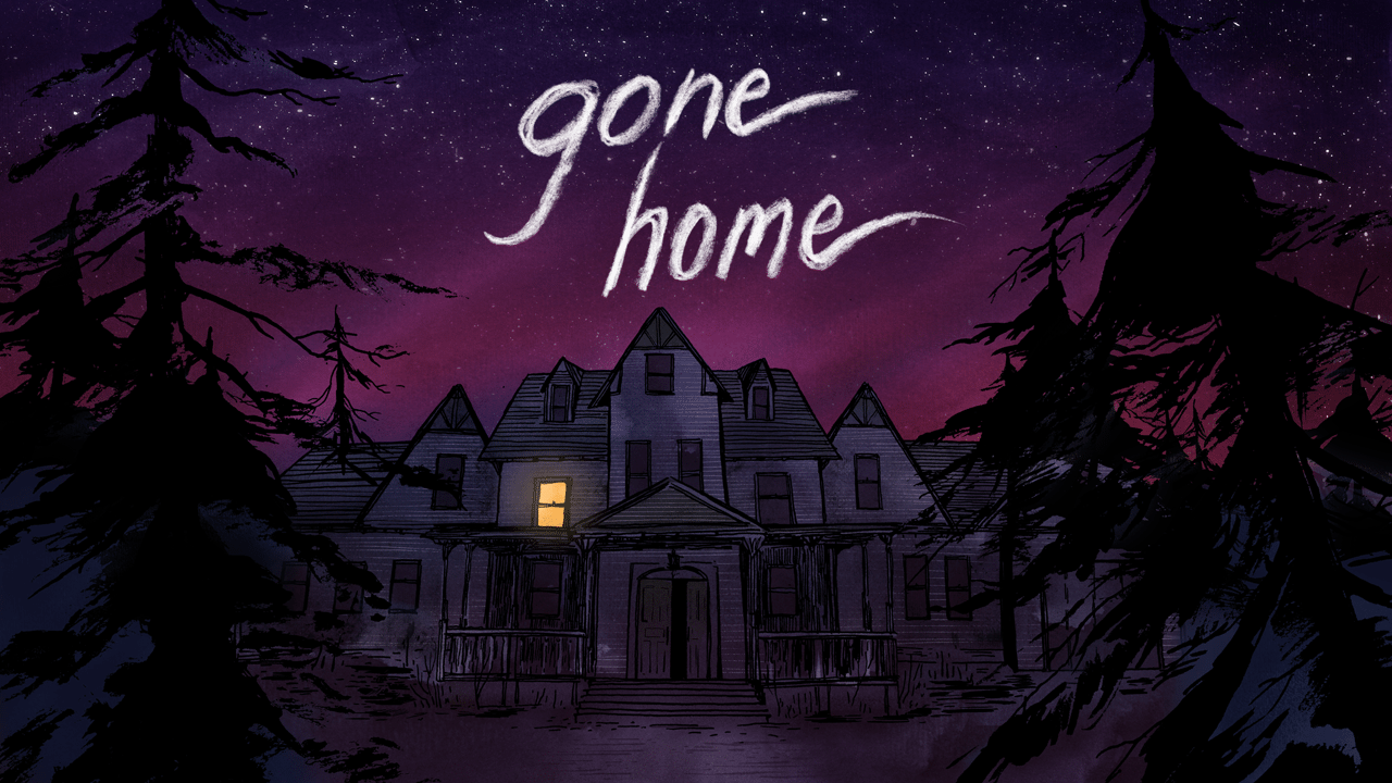 Gone Home Console Edition Review Horror game, Indie