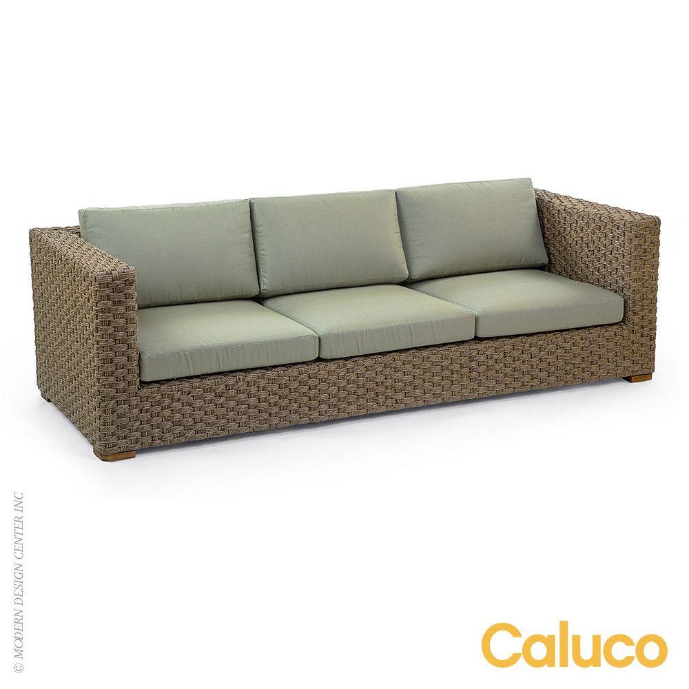 Artesano Sofa By Caluco Available At LoftModern.com #caluco #artesano · Outdoor  FurnitureCozyGarden ...