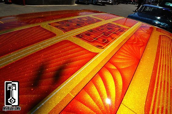 Image result for lowrider paint