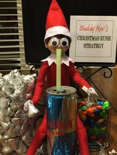 Elf on the shelf- How to deal with the hustle bustle....