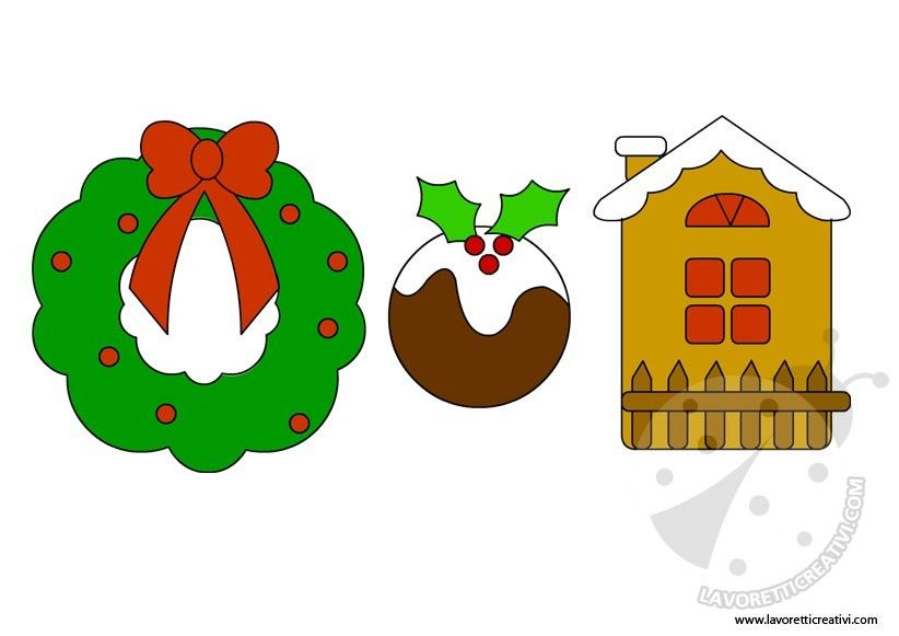 Sagome di natale per lavoretti sagome di natale per realizzare con il feltro decorazioni da attaccare alle porte e ai vetri delle finestre di casa. Sagome Natale Lavoretti Natale Sagome Creativo