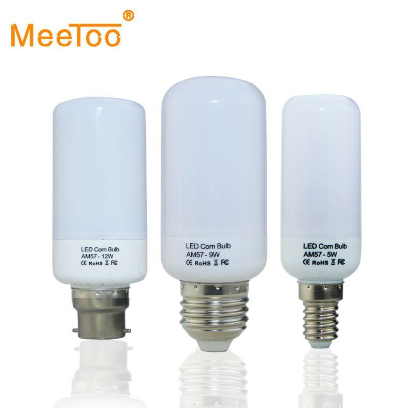 Led Ampoule Led Lampe 220 V 110 V E27 E14 E12 B22 12 W 9 W 7 W 5 W
