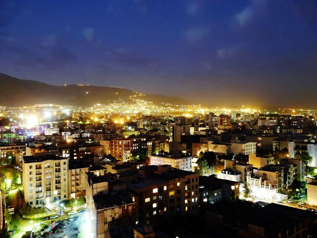 #Tehran, Iran - If only #Ahmadinejad could get along with the rest of the world - this would be a nice place to visit