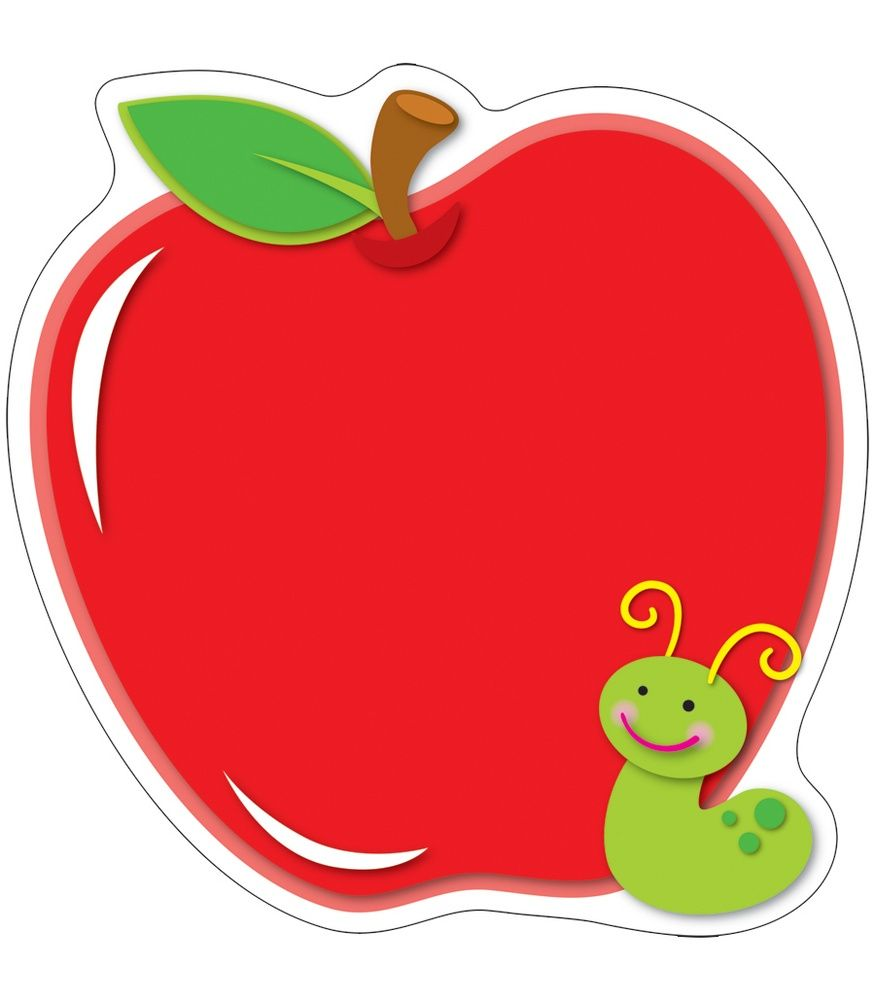 Apple Two-sided Decoration Themed Classroom Ideas