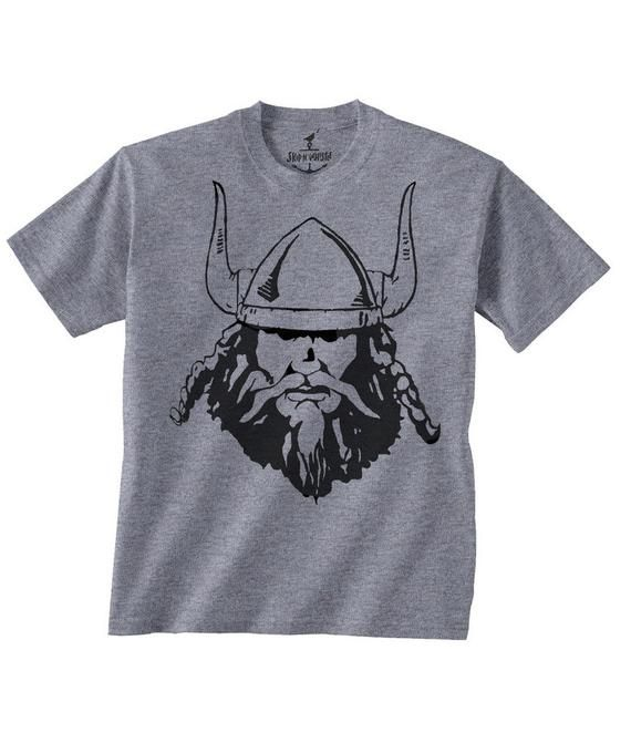 540719dd The Happy Viking -- Kids T shirt -- toddler youth boys birthday ...
