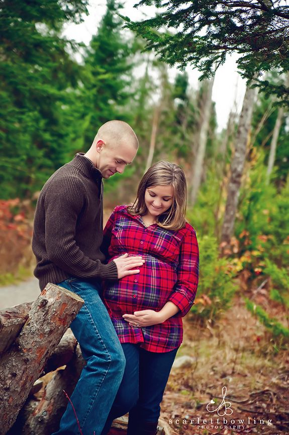 Inspire: Maternity Session by Scarlett Bowling Photography
