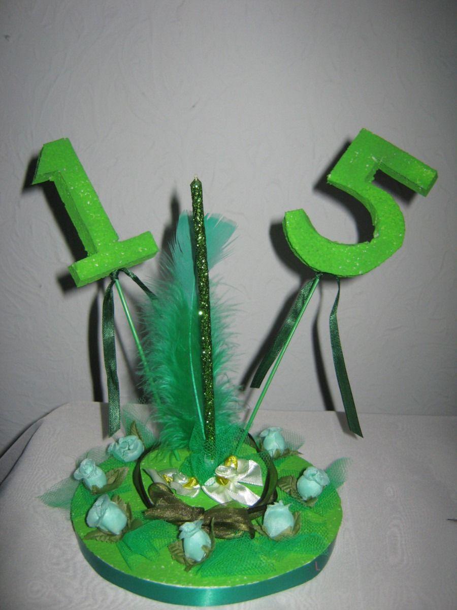 Como hacer centros de mesa para quince a os buscar con for Buscar decoraciones
