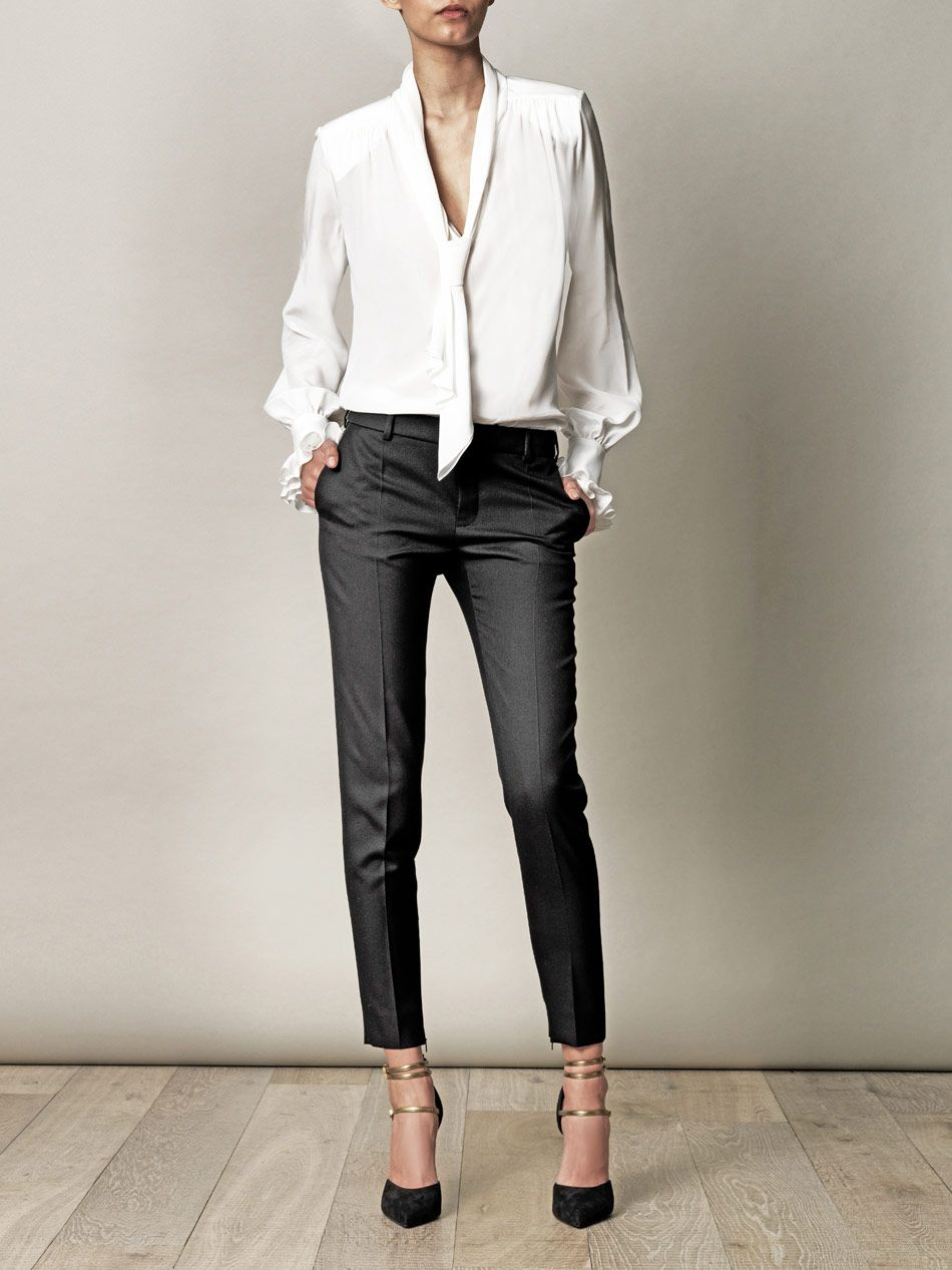5a0b3088ff0 Business casual - LOVE this blouse. Ok