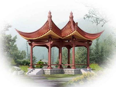Chinese Gazebo Chinese Architecture Ancient Greek Architecture Asian Architecture