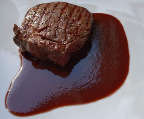 Photo of Red wine sauce – the perfect one