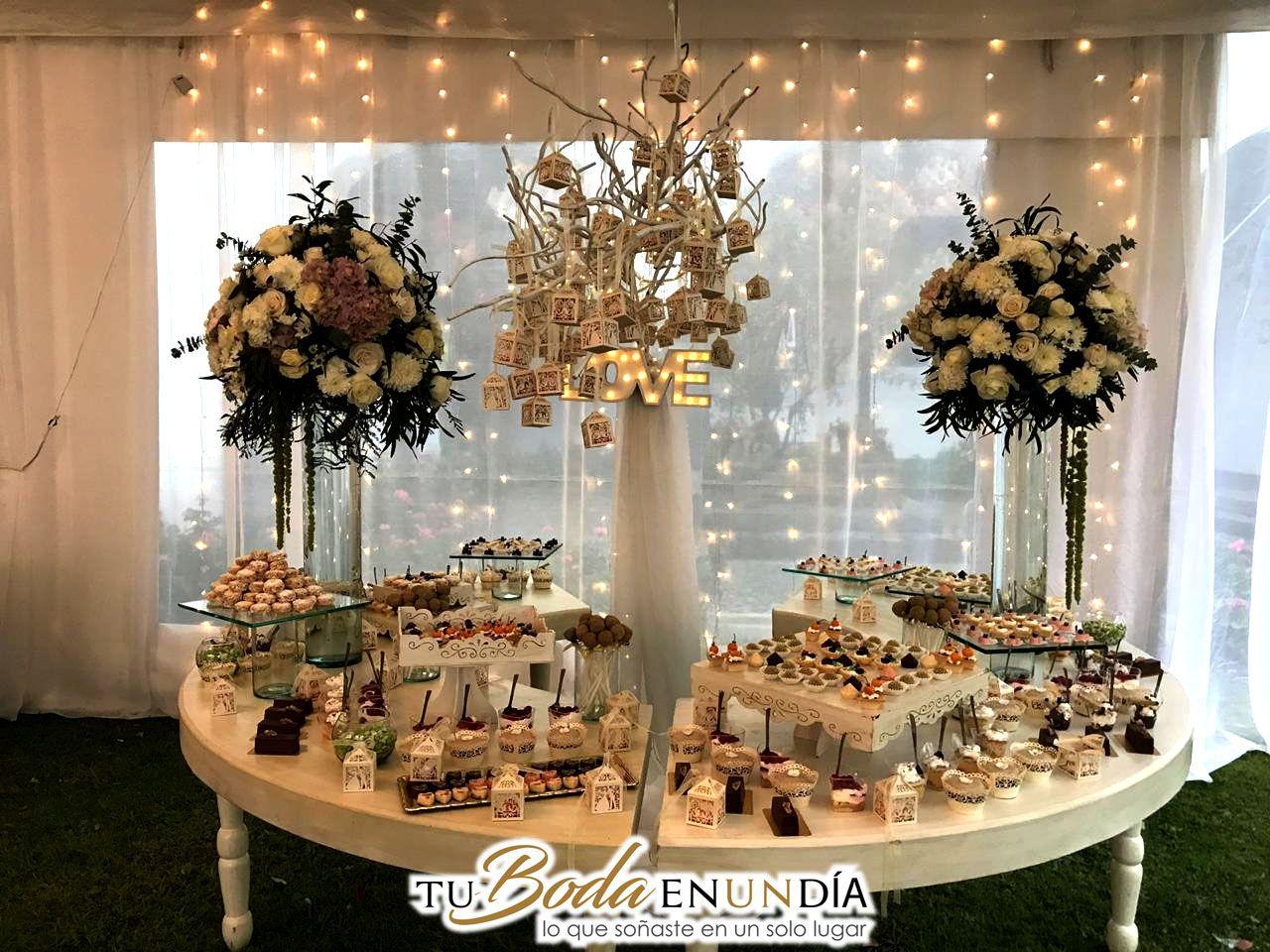 12+ Decoraciones para bodas inspirations