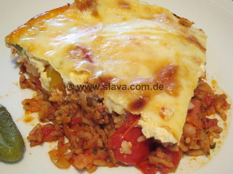 Reis-Hack All-in-One TM Mittagessen Pinterest - serbische küche rezepte