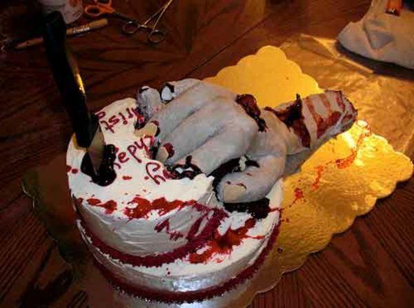 Halloween Kuchen Deko Wahnsinnige Torten Ideen Halloween