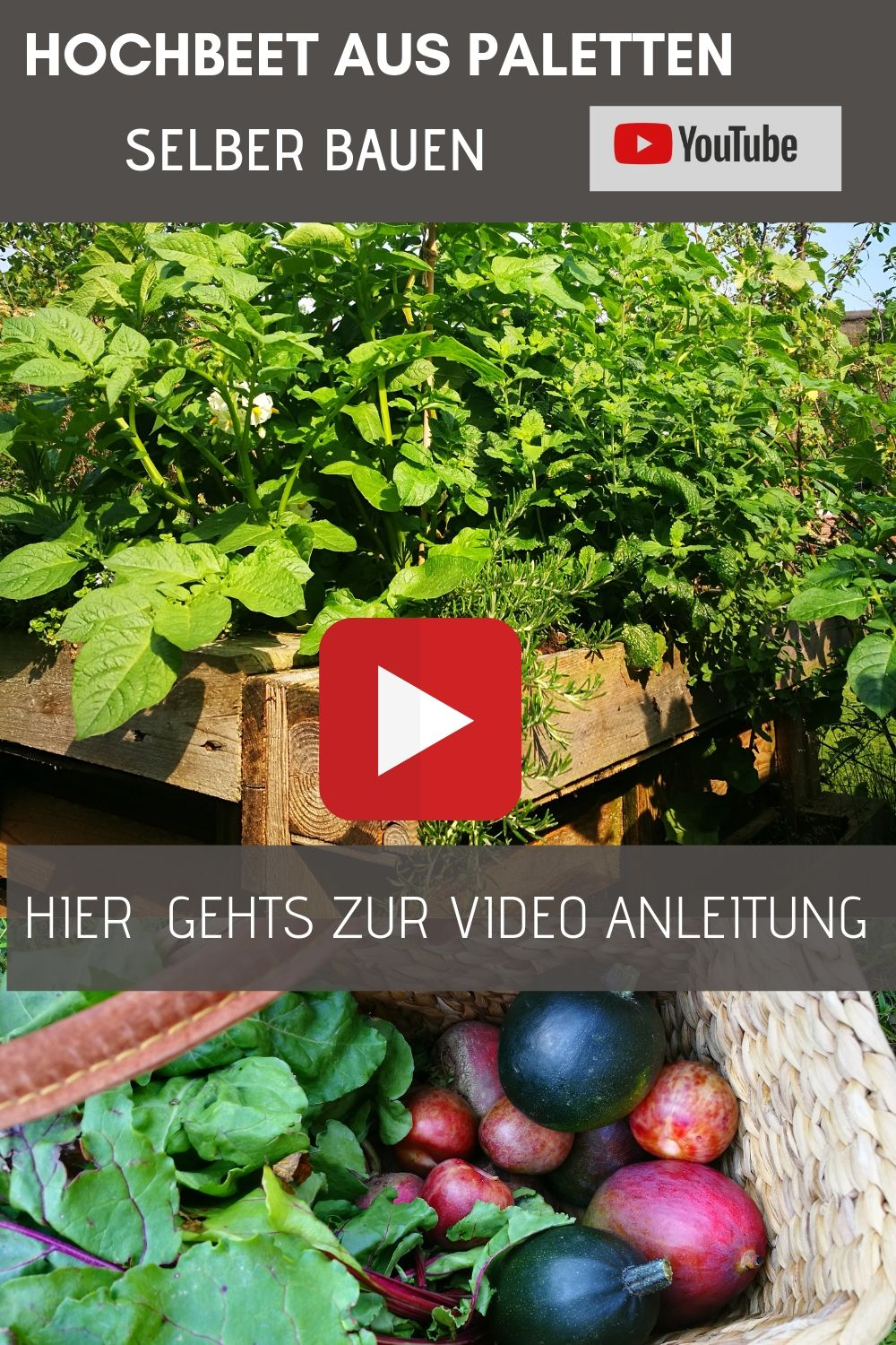 Hochbeet Aus Paletten Schichten ᐅ Hochbeet Aus Paletten Selber Bauen Upcycling Do It Yourself