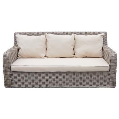 Rattan Sofa Sets > York Rattan Garden Sofa £505.00 ...