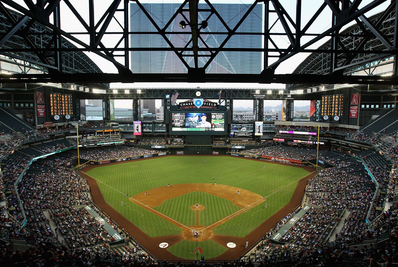Chase Field Home To The Arizona Diamondbacks Baseball Park Chase Field Minute Maid Park