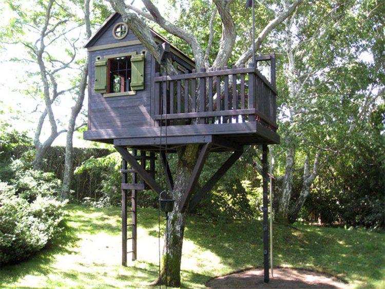 Popolare Casa sugli alberi per bambini n.04 | Casa sull albero | Pinterest  JP47