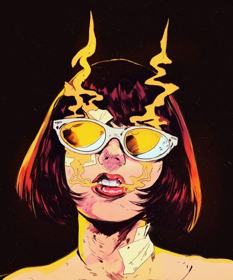 Burn baby, burn by Diberkato