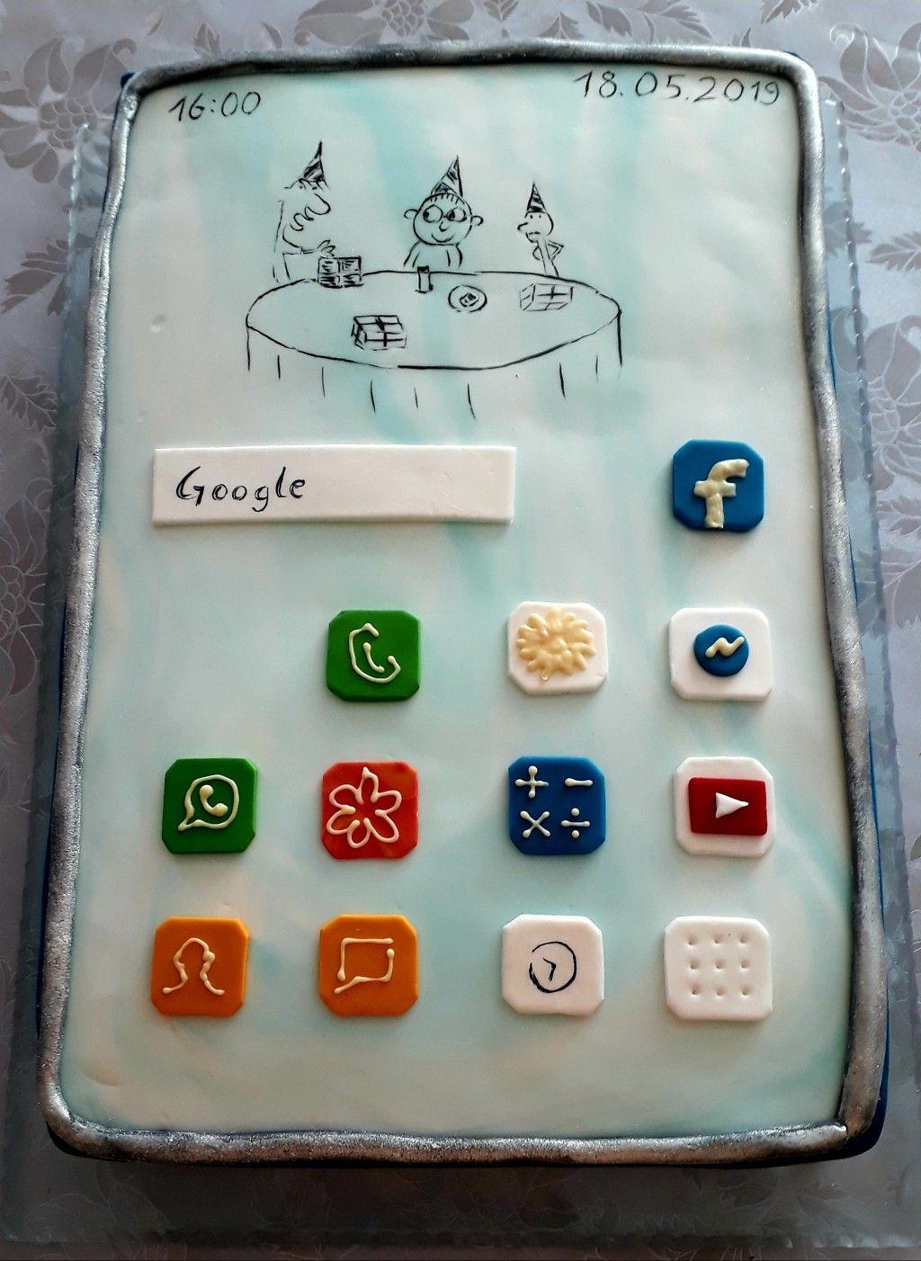 Handy Torte Torten Handy