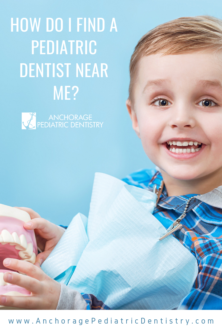 If you are looking for a children's dentist in Anchorage