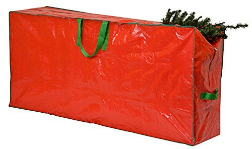 Price Tracking For Christmas Tree Storage Bag 65 X 15 X 30 Premium Xl Zippered Bag With 2 Reinforced Handles Stores A 9 Foot Disassembled Artificial Chris Christmas Tree Storage Bag Holiday Storage Christmas Tree Storage