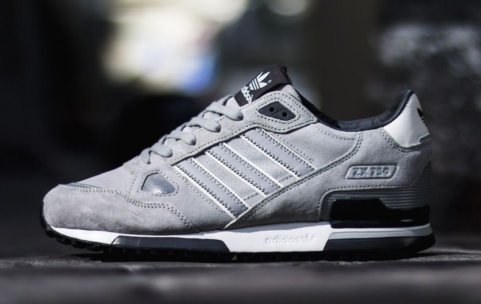special for shoe huge selection of 100% authentic adidas Originals ZX 750: Grey | Adidas | Sneakers, Adidas ...