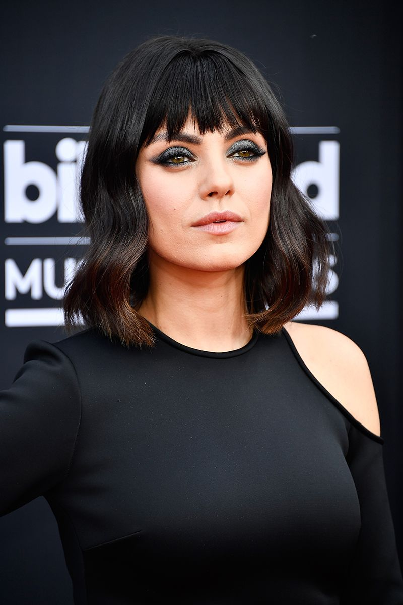Mila Kunis Just Debuted The Perfect French Girl Haircut Beauty