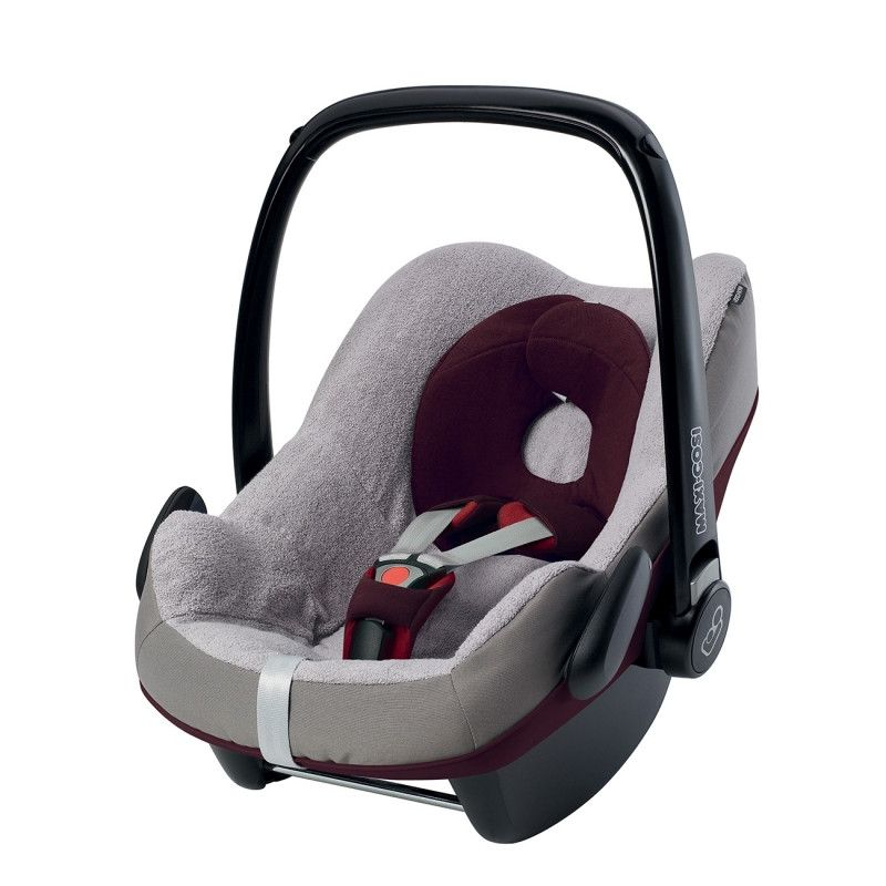 Maxi Cosi Pebble Plus Summer Cover Cool Grey Baby Car Seats Infant Car Seat Cover Baby Seat