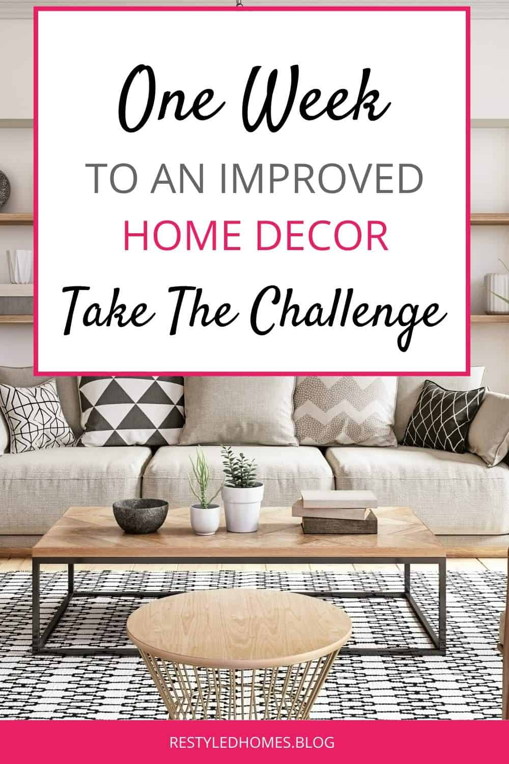 Improve Your Home Decor With Our Free Home Styling Email Series