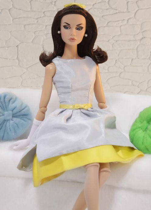 Poppy Parker Reluctant Debutante | Fashion royalty dolls